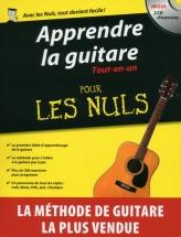 Pour Les Nuls Debuter La Guitare + Cd - Yannick Robert