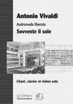 Vivaldi A. - Sovvente Il Sole, Andromeda Liberata - Chant-clavier