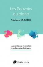 Udovitch Stephane - Les Pouvoirs Du Piano