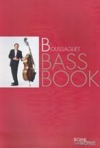 Boussaguet P. - Boussaguet Bass Book - Contrebasse