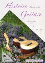 Gautier Eric - Histoire  Illustree De La Guitare (version Brochee)