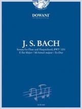 Bach J.s. - Sonate Bwv 1031 - Flute + Cd