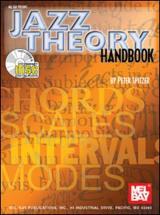 Spitzer Peter - Jazz Theory Handbook + Cd - All Instruments