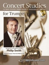 Smith P. - Concert Studies For Trumpet