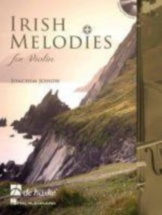 Irish Melodies For Violin + Cd