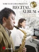 Sugawa N. - Recital Album - Saxophone Alto Et Piano
