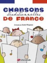 Chansons Traditionnelles De France - Flute