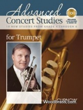Smith P. - Advanced Concert Studies For Trumpet