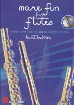 Bakker B. - More Fun For Flutes