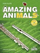 Cowles Colin - Amazing Animals - Flute