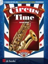 Johow Joachim - Circus Time - Saxophone Alto + Cd
