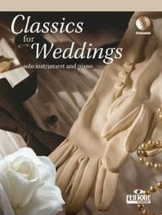 Classics For Wedding - Flute and Piano + Cd
