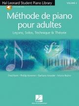 Methode De Piano Pour Adultes Vol.2 (Kreader / kern/ rejino/ keveren)