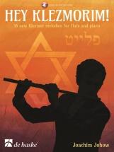 Joachim Johow - Hey Klezmorim! - Flute