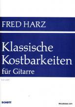 Harz Fred - Klassische Kostbarkeiten Fur Gitarre