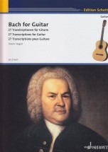 Bach J.s. - Bach For Guitar - Guitare