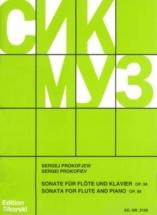 Prkofiev S. - Sonata 2 Op.94b - Flûte Et Piano