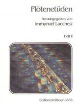 Lucchesi I. - Etudes Pour Flute Solo Vol.2 - Flute