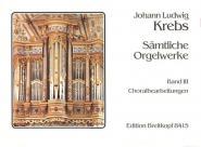 Krebs J.l. - Integrale Pour Orgue Vol.3