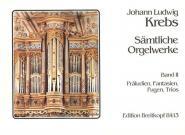 Krebs J.l. - Integrale Pour Orgue Vol.4