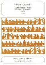Schubert F. - Symphonie Nr. 8 C-dur D 944 - Partition Poche
