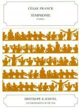 Franck Cesar - Symphonie D-moll - Orchestra
