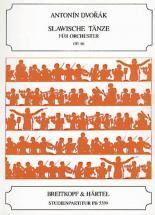 Dvorak Anton - Slawische Tanze Op. 46 - Orchestra