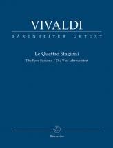 Vivaldi A. - Les Quatre Saisons - Conducteur
