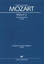 Mozart W.a. - Missa C Major Kv 66 - Reduction Piano