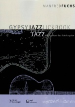 Fuchs M. - Gypsy Jazz Lickbook - Guitare