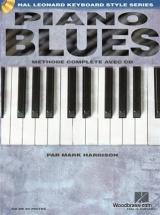 Harrison Mark - Piano Blues + Cd - Edition Francaise