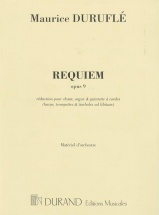 Durufle - Requiem - Orchestre