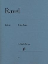 Ravel - Jeux D