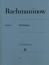Rachmaninov S. - 24 Preludes