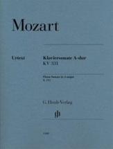 Mozart W.a. - Piano Sonata A Major Kv 331 (300i)  (with Alla Turca)