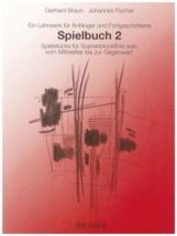 Braun / Fischer - Spielbuch: 2 Anthologies - Flute