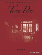Tango Piano - 10 Famous Tangos For Piano Solos