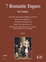 7 Romantic Fugues For Guitar