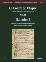Le Codex De Chypre Vol. 2 (ballades 1)