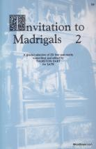 Invitation To The Madrigals Vol.2