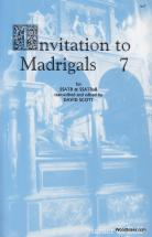Invitation To The Madrigals Vol.7