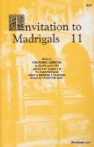 Invitation To The Madrigals Vol.11