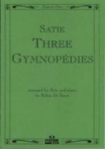 Satie Erik - 3 Gymnopedies - Flute & Piano