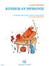 Mozart Leopold - Kinder-symphonie - Piano 4 Mains