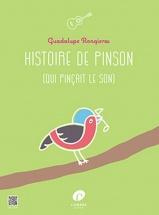 Rongieras Guadalupe - Histoire De Pinson (qui Pincait Le Son) - Guitare