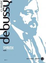 Debussy C. - Syrinx - Flute