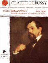 Debussy C. - Suite Bergamasque - Piano