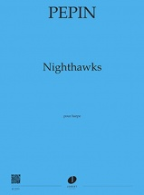 Pepin Camille - Nighthawks - Harpe