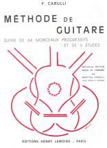 Carulli Ferdinando - Méthode De Guitare