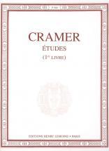 Cramer Johann Baptist - Etudes Vol.1 - Piano
